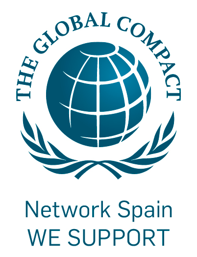 We Support The Global Compact