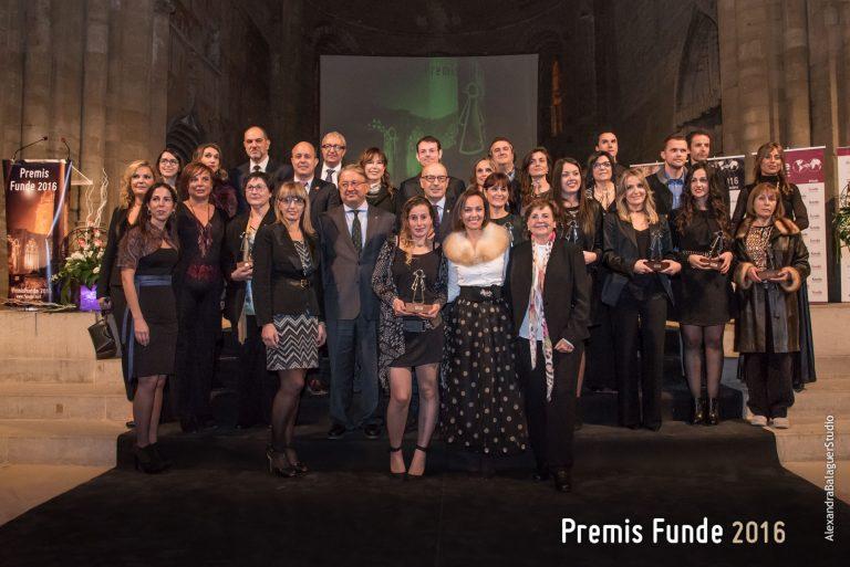 Grupo Asysum, cada año con los Premios Funde