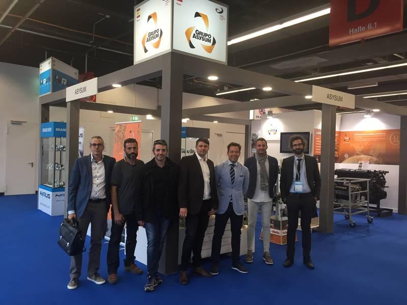 Grupo Asysum, expone en Automechanika Frankfurt 2016