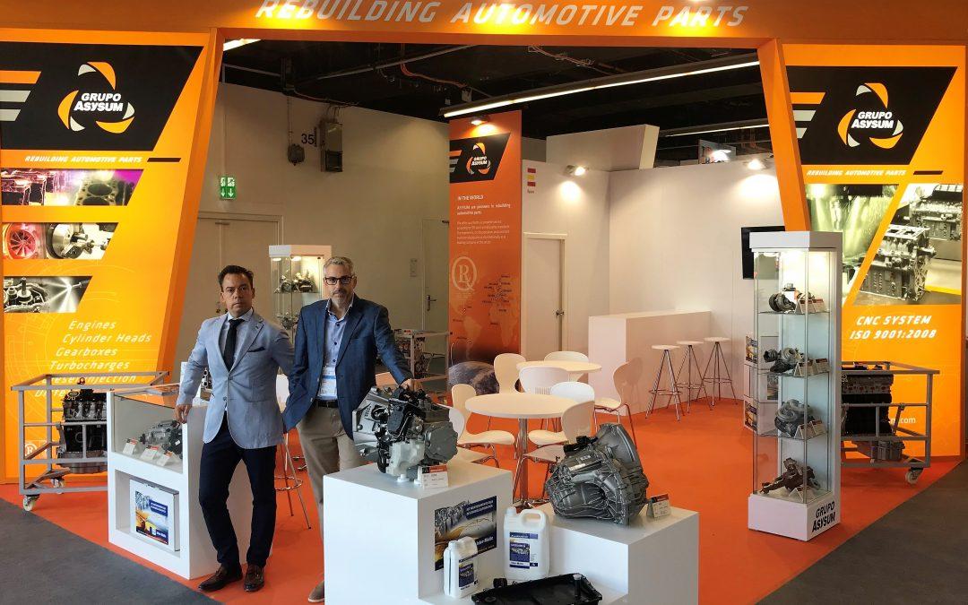 Nuevo Stand en Automechanika Frankfurt 2018