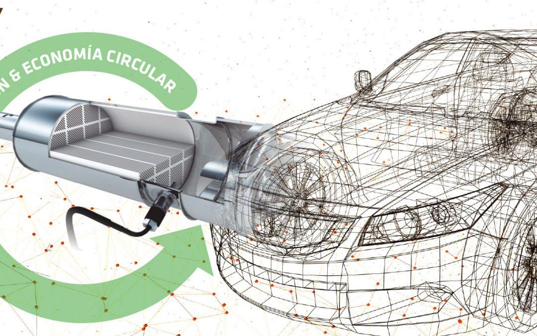 ECCAT: Un nuevo proyecto de reparación avanzada, que conecta empresa de remanufactura, talleres y CAT a través de la economía circular.